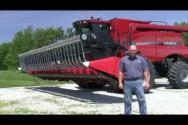 Grain Height Control on Case IH 88 Series-Calibration / Settings