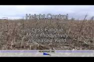 Corn Height Control