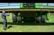 Grain Height Control Installation on John Deere 600D